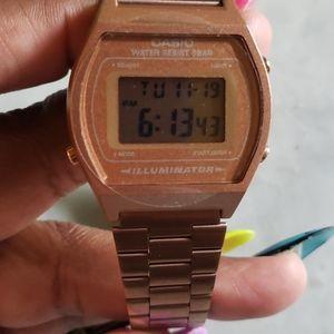 BNWT Casio digital watch